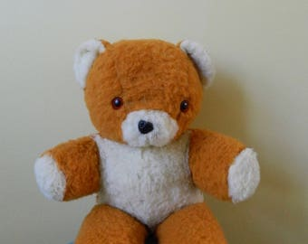 Vintage Retro Bear Toy Plushie