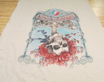 Bertha T-Shirt/ Grateful Dead Bertha Shirt/ Grateful Dead Shirts/ Skull and Roses/ 1971/ Skull Fuck/ Dead Shirts