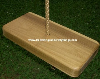 Poplar 1 Hole Tree Swing