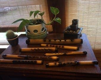 Student flutes