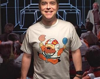 Go, Porkins! X-Wing Pilot T-Shirt