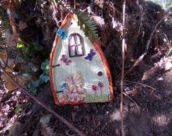 Ceramic Fairy Door - Frost Proof
