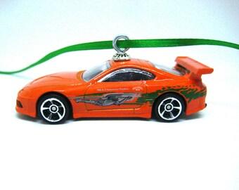 1994 94 95 96 97 98 Toyota Supra Fast And Furious Car Hot Wheels Ornament