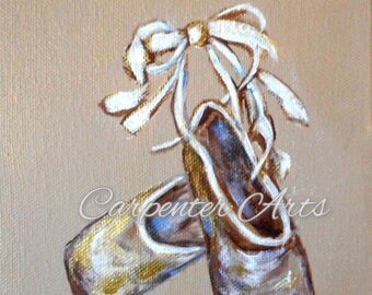 Ballet Shoes Slippers Shoe Art