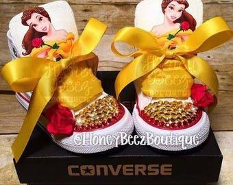 Princess Bling Converse