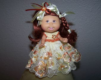 Dolls, Cabbage Patch Kids Lil Sprout Doll, Cabbage Patch Dolls, Lil Sprouts Doll, Doll Clothes