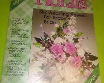 Instruction Booklet Floral Bouquet