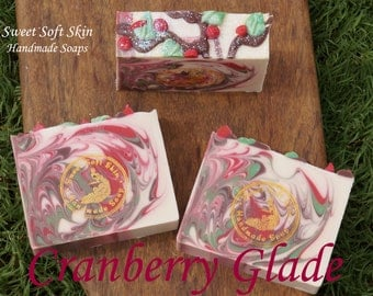 Cranberry Glade Soap Bars