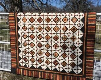 """Quilt Handmade 87""""x87"""""""