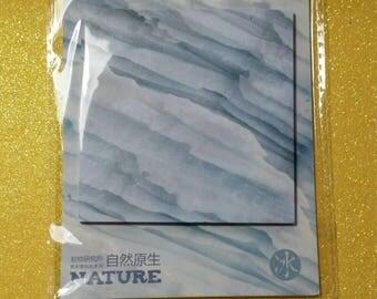 Nature Sticky Notes