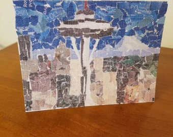 Seattle stationery