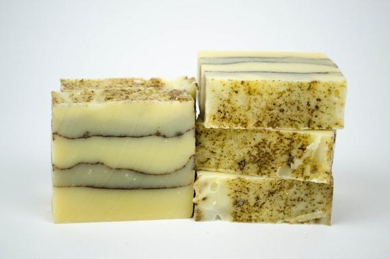 Lavender Cardamom Olive Oil Soap