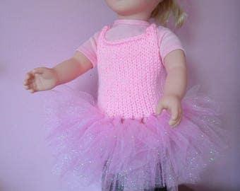 18 inch Doll Tutu