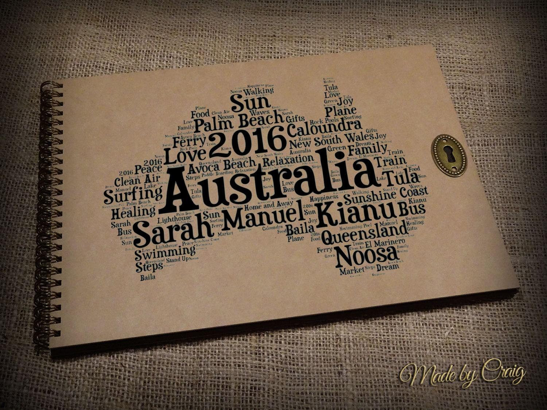 Scrapbook paper australia - Sold By Madebycraig