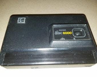 Vintage Disc 6000 Kodak Camera. Untested