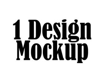 Design Mockup for Order