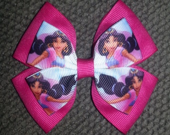 Aladdin Jasmine Basic Bow