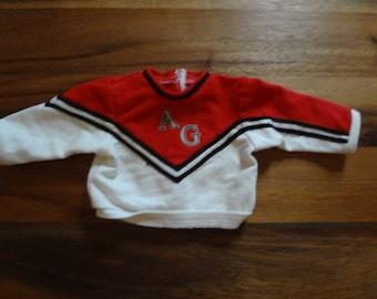 American Girl ~ Retired ~ 1995 Cheerleader: Sweater