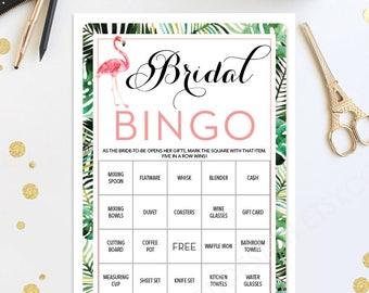 76 Bridal Shower Bingo Games