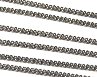 5ft Stainless Steel  Curb Chain - C030