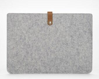 Macbook Pro 13 Case - Felt Macbook Pro 13 Sleeve - Protection for the Macbook 13 Pro - Felt Macbook Case - Apple Macbook 13 Pro Bag