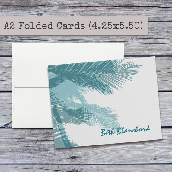 il_570xn - Custom Folded Note Cards
