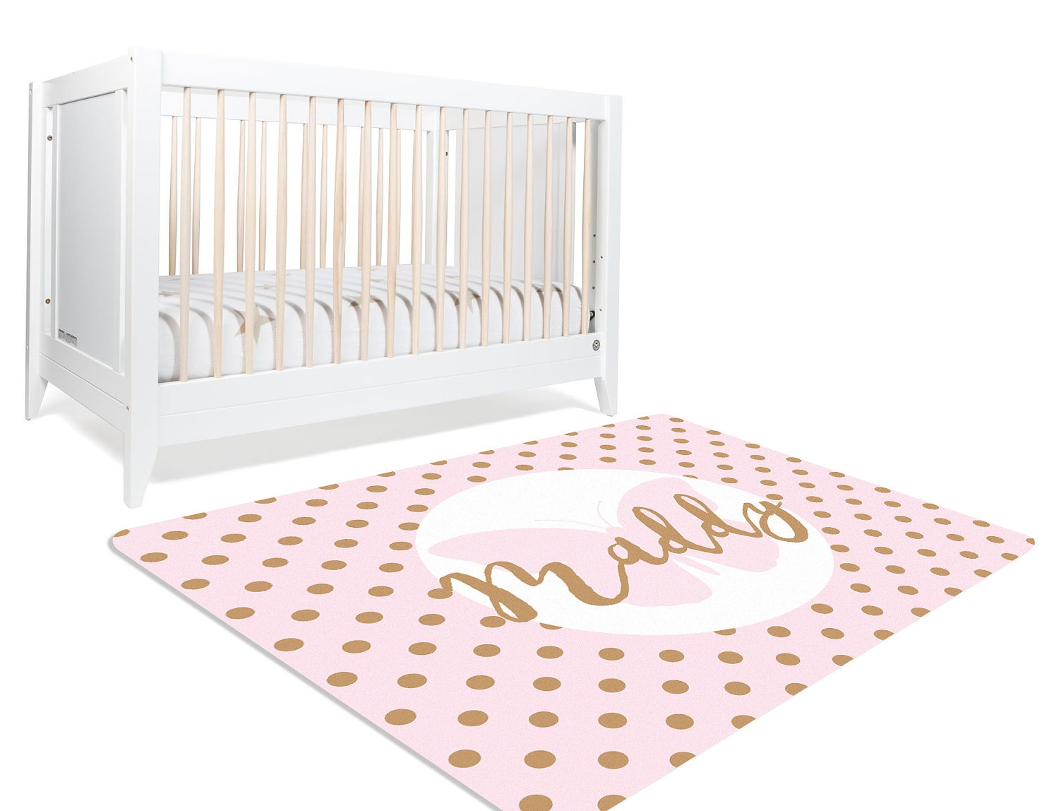 name decor for nursery personalized rug rugs for nursery. Black Bedroom Furniture Sets. Home Design Ideas
