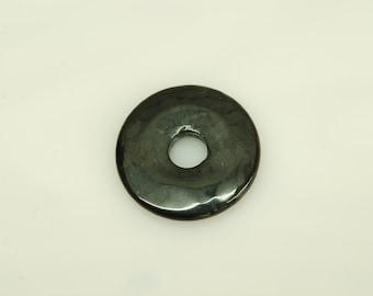 Donut Shape Shungite Stone 30mm