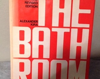 The Bathroom - Book by Alexander Kira