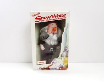 Disney's  The Seven Dwarfs Sneezy Vintage Doll by Bikin Express