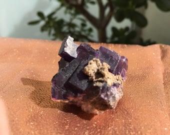 Purple Fluorite 29g