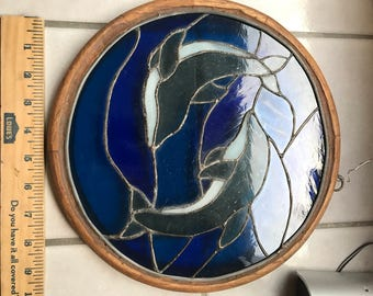 Stained Glass Art One of a Kind