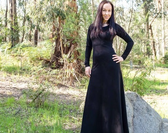 Small/Medium (ready to ship) Wanderers Ensemble - forest dweller, medieval dress
