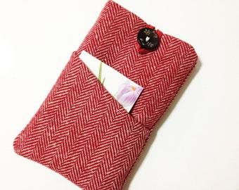 Fabric Herringbone, iPhone 7 Case, iPhone 7 Plus Case,iPhone 6S Sleeve,Samsung Galaxy S7,iPhone 6S Plus Case,Galaxy S6,iPhone Cover,
