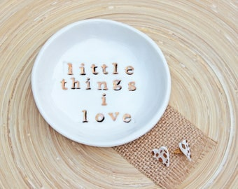 Little Things I Love Copper Gift Pack