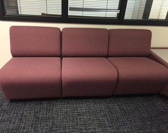 Retro Vecta Modular Sectional Seating