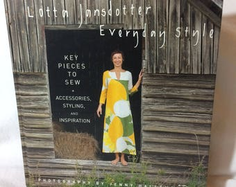 Lotta Jansdotter Every Day Style Hardcover Book With Patterns Included