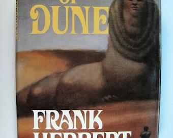1st Ed./11th Prt. God Emperor of Dune by Frank Herbert, Very Good+/Very Good 1981 Hardcover & Dust Jacket ISBN: 0399125930
