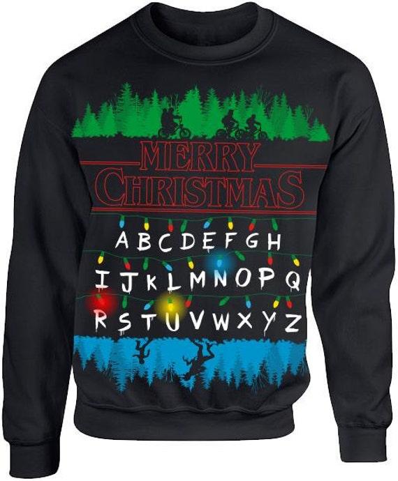 Voor de Stranger Things fans is dit het ultieme kerstgeschenk