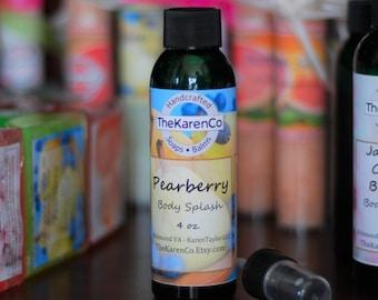 Body Splash, Pearberry, Body Mist, Body Spray, Moisturizing Spray