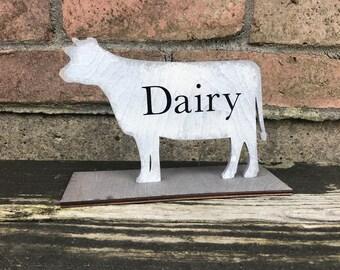 Gypsy Soul Small Dairy cow