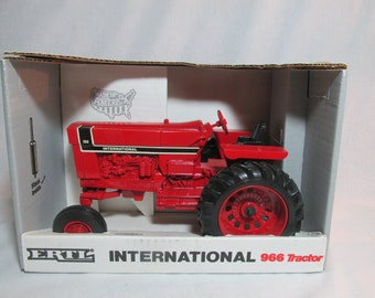 "Ertl Toys International 966 Tractor Special Edition ""66 series"" die cast metal #4624"