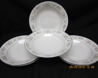 Cannes Sango Majesty Collection Dinner Plates (6) Pattern 8078