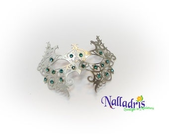 Sterling silver Miniature Mask