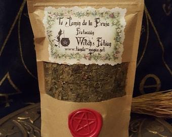 Tea Jasmine of the witch