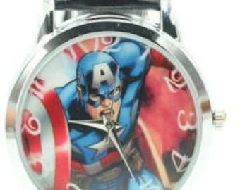 Watch Captain America