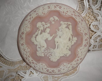 "Plate of ""Romeo & Juliet"" First Limited Edition Entitled Shakespearean Lovers from a Play"