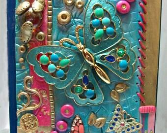 Butterflies Notebook/ Journal