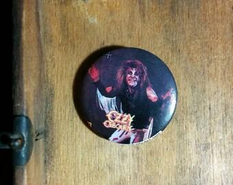 Vintage Ozzy Osbourne Pin