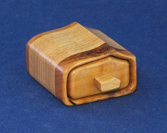 Small Single Drawer Jewelry Box For Young Girls Jewelry Or Trinkets.